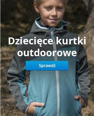 Dziecięce kurtki outdoorowe