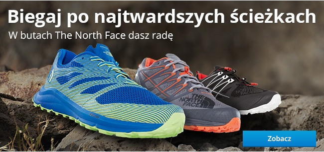 Buty terenowe The North Face