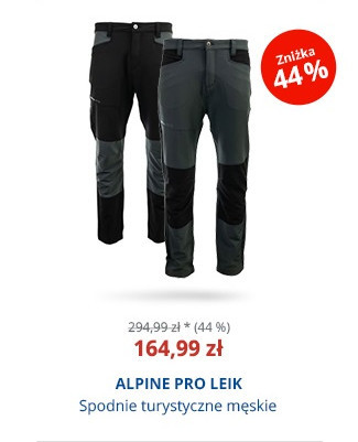 ALPINE PRO LEIK