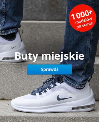 Buty miejskie – 1000+ modelów na stanie
