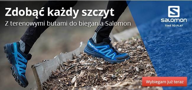 Buty terenowe Salomon
