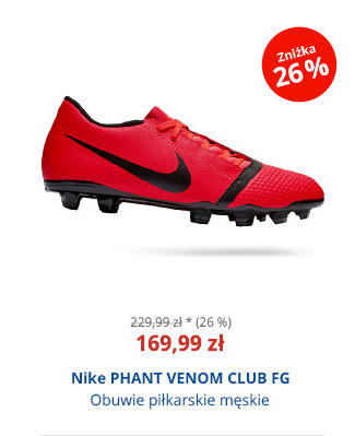 Nike PHANT VENOM CLUB FG