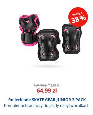 Rollerblade SKATE GEAR JUNIOR 3 PACK