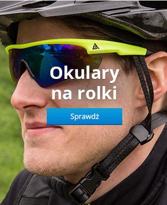 Okulary na rolki