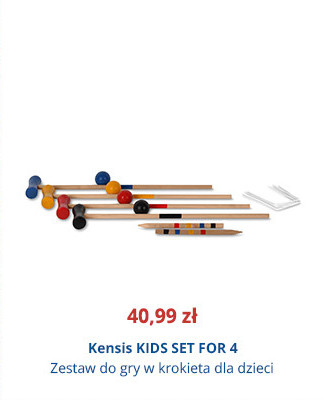 Kensis KIDS SET FOR 4