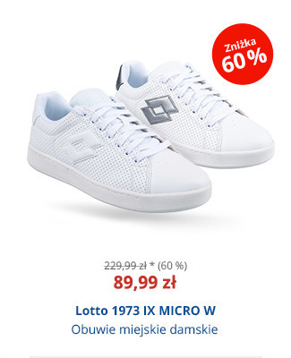 Lotto 1973 IX MICRO W