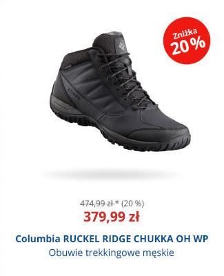 Columbia RUCKEL RIDGE CHUKKA OH WP