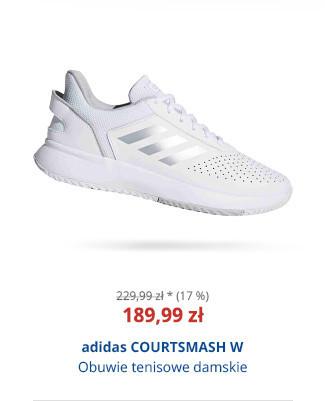 adidas COURTSMASH W