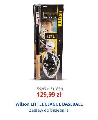 Wilson LITTLE LEAGUE BASEBALL