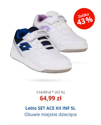 Lotto SET ACE XII INF SL