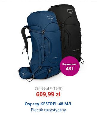 Osprey KESTREL 48 M/L
