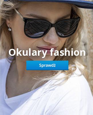 Okulary fashion