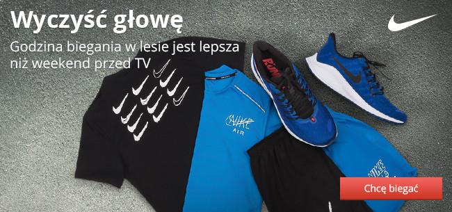 Sprzęt do biegania Nike