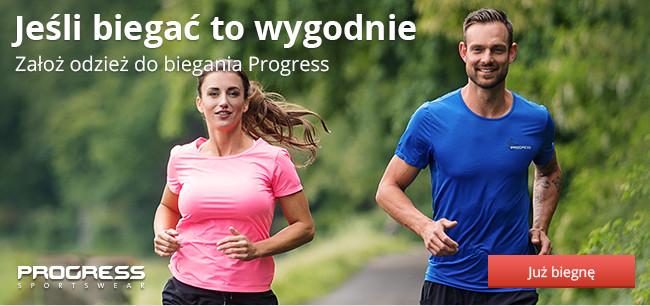 Odzież do biegania Progress