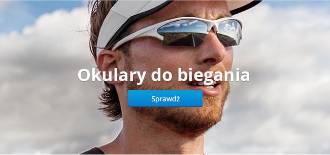 Okulary do biegania
