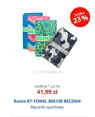 Runto RT-TOWEL 80X130 RECZNIK