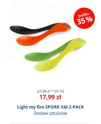 Light my fire SPORK XM 2-PACK