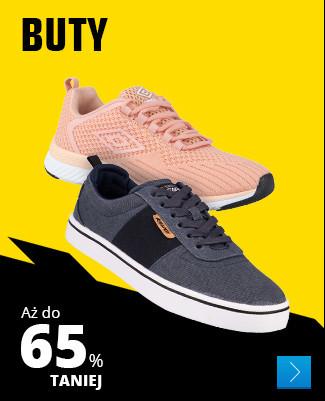 Buty – Aż do 65% TANIEJ
