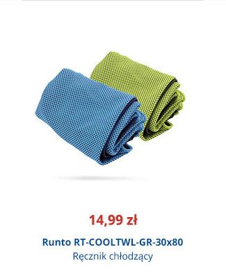 Runto RT-COOLTWL-GR-30×80