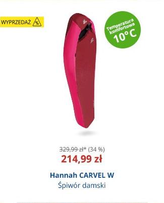 Hannah CARVEL W