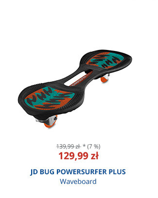 JD BUG POWERSURFER PLUS