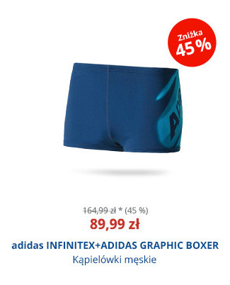 adidas INFINITEX+ADIDAS GRAPHIC BOXER