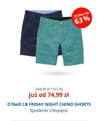 O'Neill LB FRIDAY NIGHT CHINO SHORTS