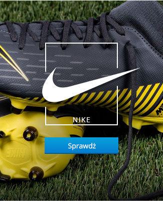Sprzęt piłkarski Nike
