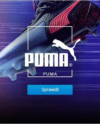 Sprzęt piłkarski Puma