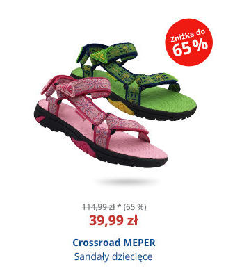 Crossroad MEPER