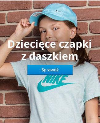 Dziecięce czapki z daszkiem