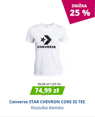 Converse STAR CHEVRON CORE SS TEE