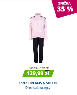 Lotto DREAMS G SUIT PL