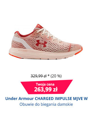 Under Armour CHARGED IMPULSE MJVE W