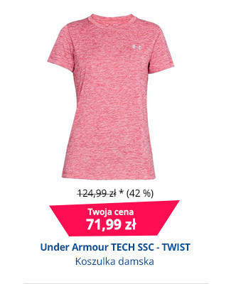 Under Armour TECH SSC - TWIST