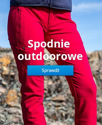 Spodnie outdoorowe