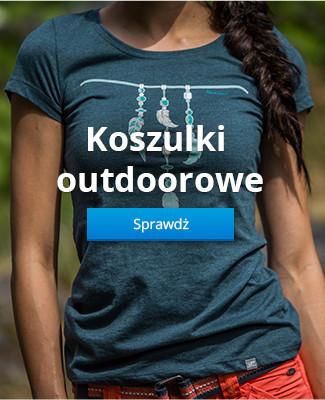 Koszulki outdoorowe