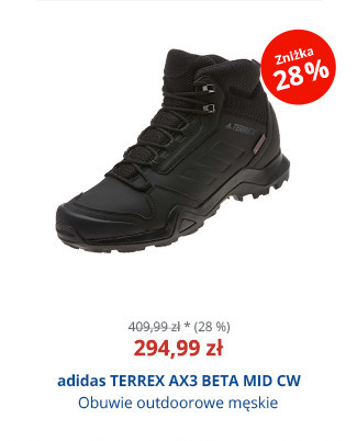 adidas TERREX AX3 BETA MID CW