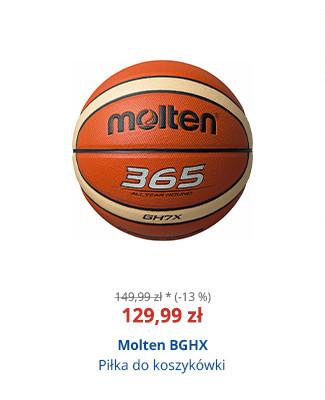 Molten BGHX