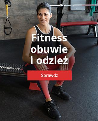 Fitness obuwie i odzież