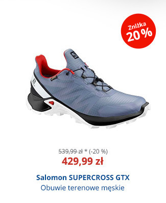 Salomon SUPERCROSS GTX