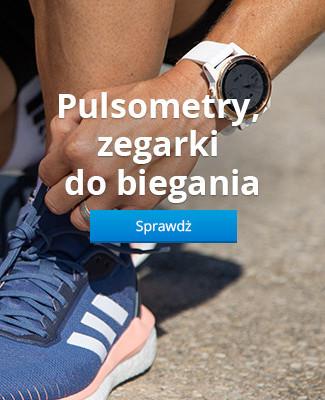 Pulsometry, zegarki do biegania