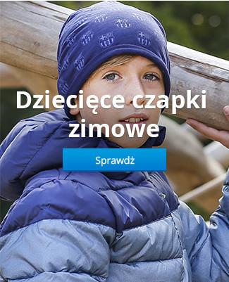 Dziecięce czapki zimowe