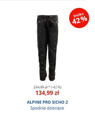 ALPINE PRO SICHO 2