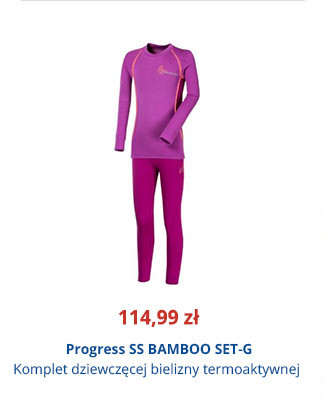 Progress SS BAMBOO SET-G