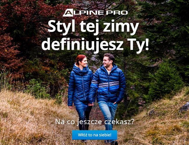Kurtki zimowe ALPINE PRO