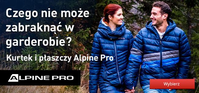 Kurtki i płaszcze Alpine Pro