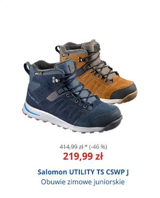 Salomon UTILITY TS CSWP J