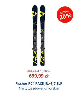 Fischer RC4 RACE JR. + FJ7 SLR