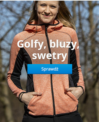 Golfy, bluzy, swetry